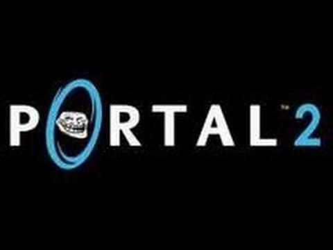 Portal 2 Trolling W/ HAX (Command Console Cheats)