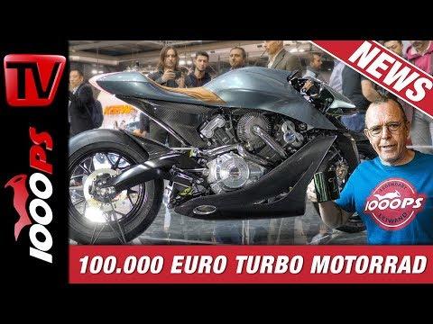 100.000 Euro für ein Motorrad? Brough Superior by Aston Martin - Ultimativer Wahnsinn