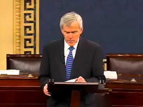 U.S. Senator Jeff Bingaman on New Mexico House Speaker Ben Lujan