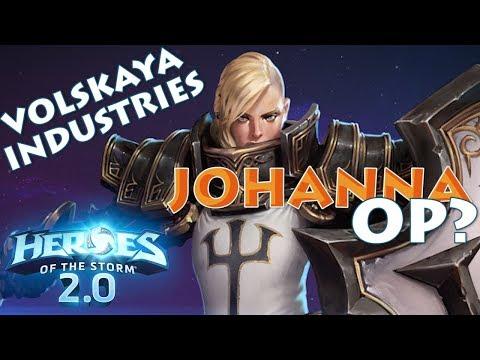 Johanna OP? Odlewnia Volskaya Industries | Heroes 2.0