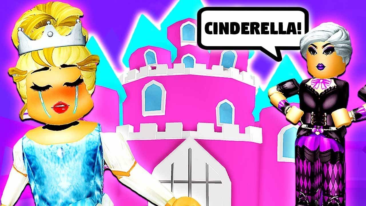 Cinderella Ran Away Bought A Castle In Roblox Meepcity