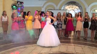 Песня в подарок жениху на свадьбу / Юлия - Песня в подарок жениху от невесты