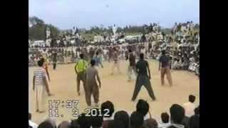 shooting volley ball akhtar vs noori last part  by qas khan musa khel