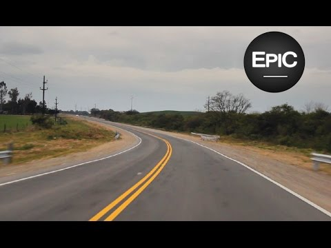 Ruta Provincial 304 (al Amanecer) / Route 304 - Tucumán, Argentina (HD)