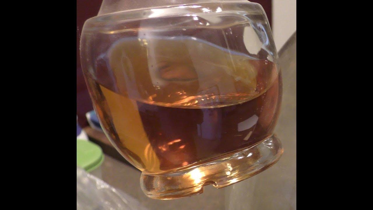 как сделать коньяк из чая