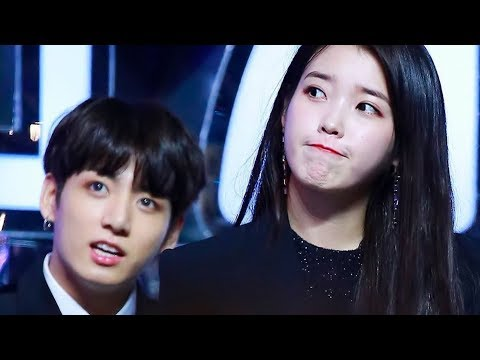 BTS With Girls - Try Not To Be Jealous (방탄소년단 / 防弾少年团)