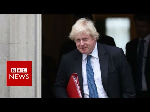 Boris Johnson has resigned as Foreign Secretary - BBC News