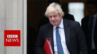 Boris Johnson has resigned as Foreign Secretary - BBC News