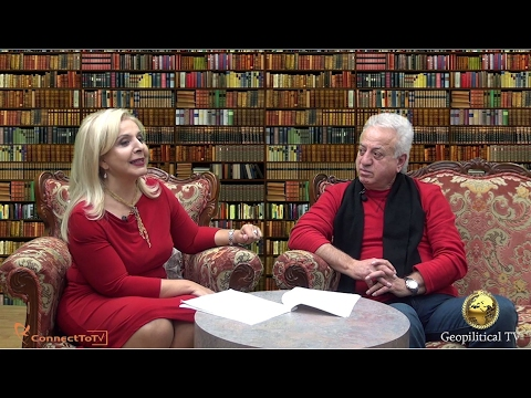 GEOPOLITICAL TV | Վերնատան Հյուրերը | Margaret Deranc | Eduard Manukyan