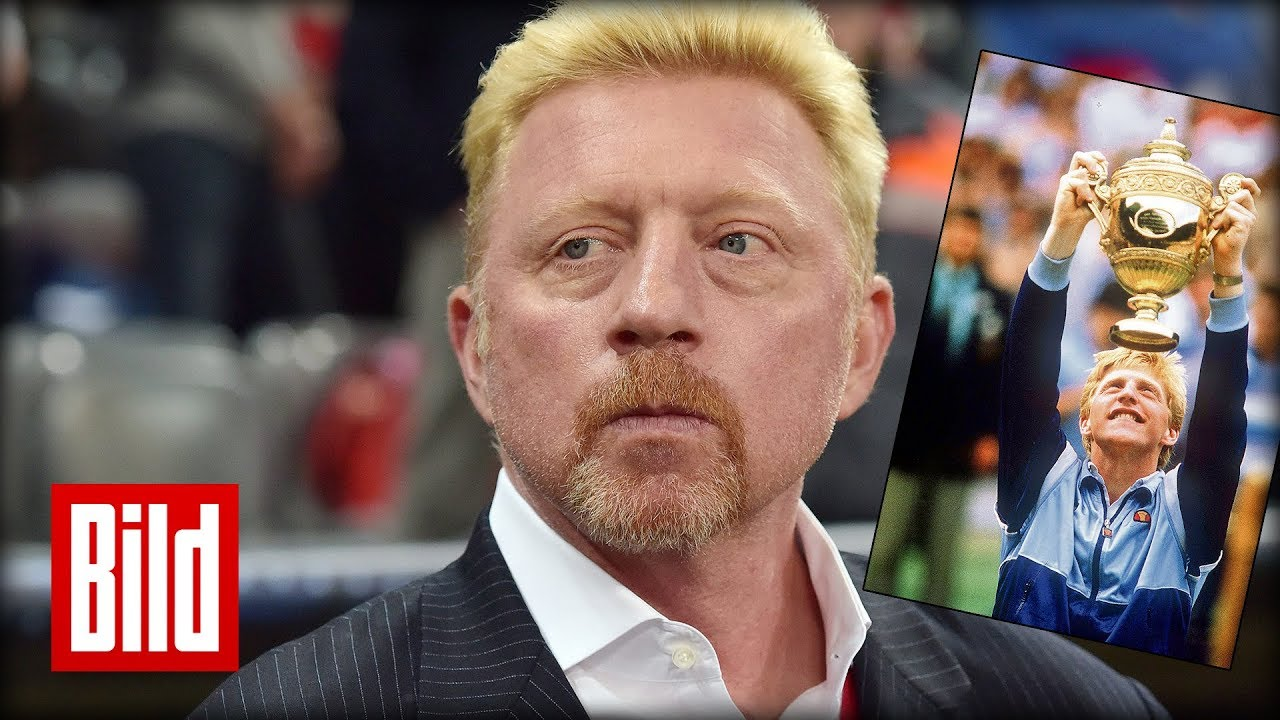 Boris Becker ist pleite 61 Mio Euro Schulden Droht eine