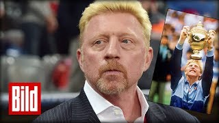 Boris Becker ist pleite - 61 Mio. Euro Schulden / Droht eine Zwangsversteigerung?