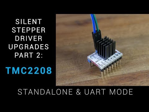 TMC2208 guide - Stepper driver upgrades part 2