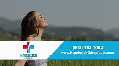 Back Pain Treatment in Texarkana (903) 793-1084 Hagebusch Chiropractic Doctor