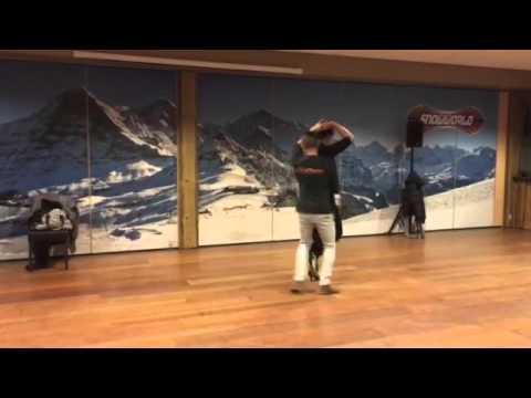 SalsAventura Salsa les 4 dinsdag Snowworld  2016
