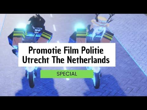 [SPECIAL!] Promotiefilm Politie - Utrecht The Netherlands Media Team
