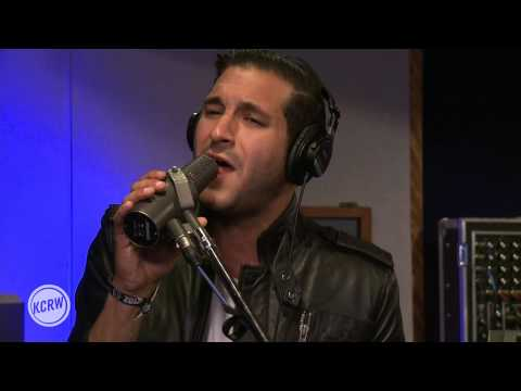 "Holy Ghost! performing ""Okay"" Live at the Village on KCRW"