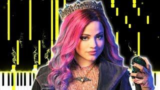 Sarah Jeffery - Queen of Mean (From Descendants 3) On a Piano With Epic Effects