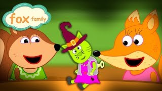 Fox Family and Friends new funny cartoon for Kids Full Episode #220