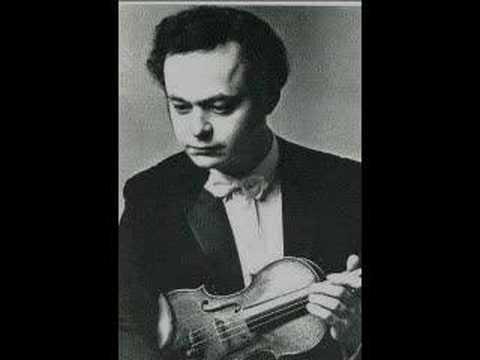 Michael Rabin - Chopin Nocturne No.8
