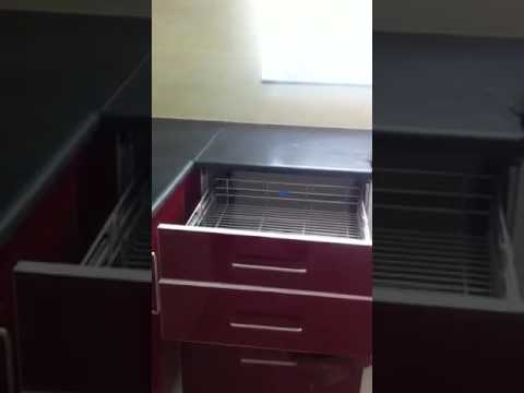 Modular Kitchen Cabinet Manufacturing Step 1