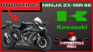 2018 Kawasaki Ninja ZX-10R SE | Unboxing
