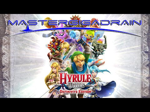 The Legend Continues IV | Hyrule Warriors (Switch) | MasterGigadrain