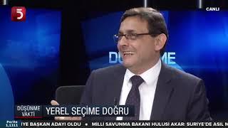 İstanbul esnafı kime oy verecek? İşte son seçim anketi...Ahu Özyurt - Murat Sarı - Düşünme Vakti