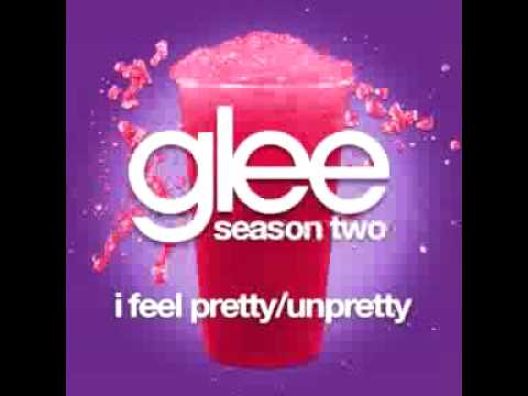 I Feel Pretty/Unpretty Glee Karaoke Sing with Quinn