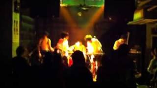 2010.10.25@神戸MERSEY BEAT.