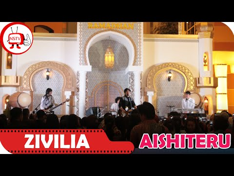 Zivilia - Aishiteru - Live Event And Performance - Mall Of Indonesia - NSTV