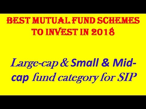 Best Mutual Fund Schemes to invest in 2018