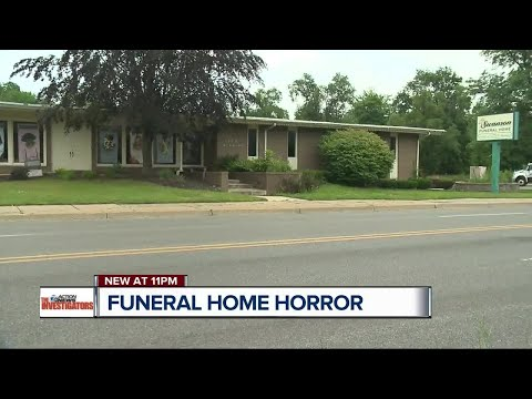 State of Michigan long-aware of horrific complaints at Flint funeral home