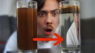 Cette poudre filtre n'importe quelle eau