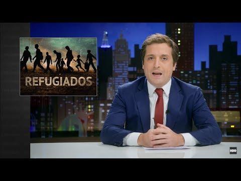 GREG NEWS com Gregório Duvivier | REFUGIADOS