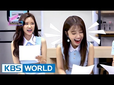 Apink, HALO, Battle K-FOOD [KBS World Idol Show K-RUSH Live - Ep.19 / 2017.07.14]