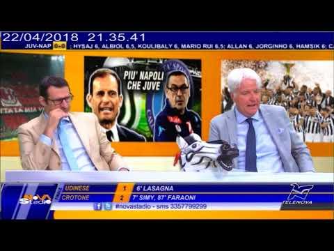 Novastadio, il meglio di Juventus-Napoli 22/04/2018