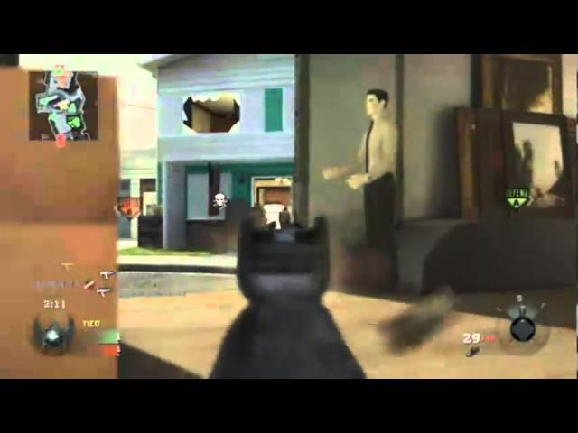 TeH OzZa - Black Ops Game Clip