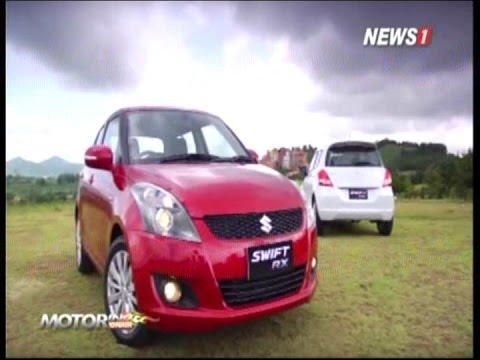 Motoring ONAIR ช่วงที่3 Motoring Test Drive:Suzuki Swift RX ชูให้เด่น ชัดเจนอารมณ์สปอร์ต