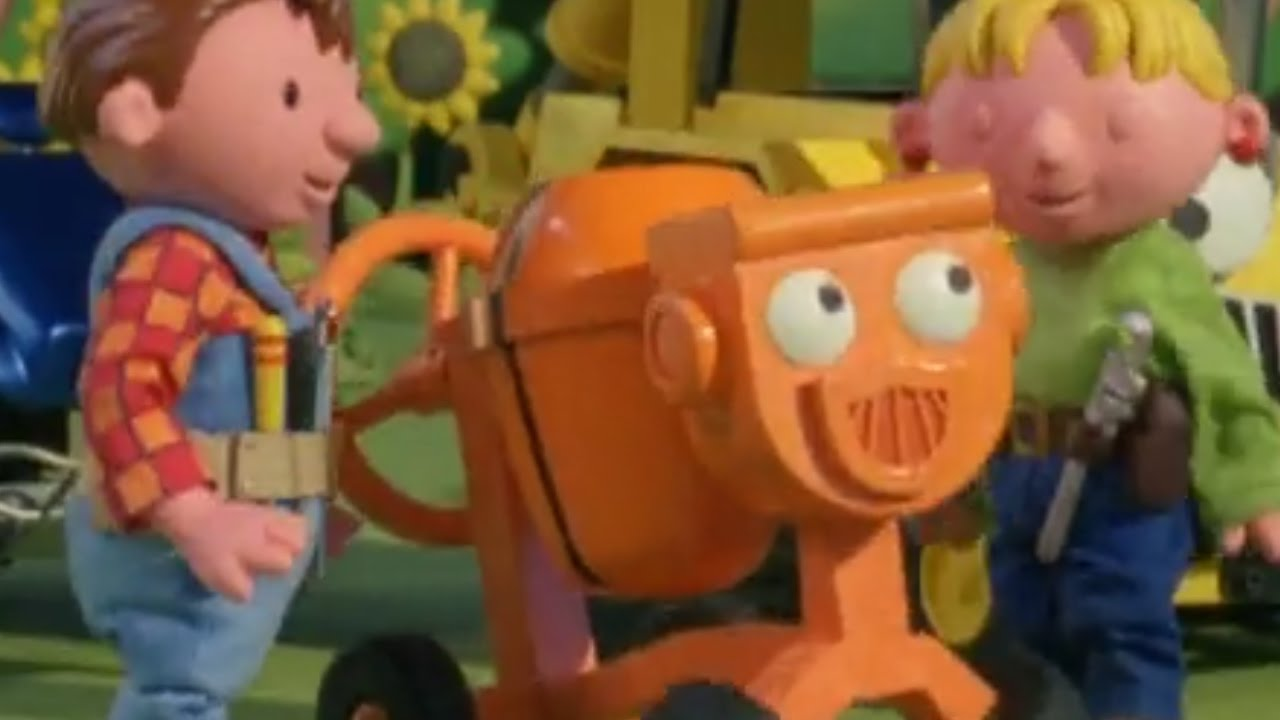 Bob The Builder Dvd Trailer Travis Dvd: Bob The Builder: Travis And Scoop's Race Day