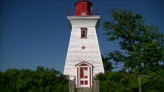Leards Range Front Lighthouse, Victoria, Prince Edward Island