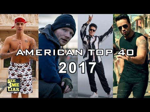 American Top 40 - TOP 40 OF 2017 - Year End Countdown