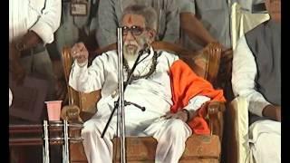 Bala saheb  - Mahayuti Sabha - BKC Garden Part-...