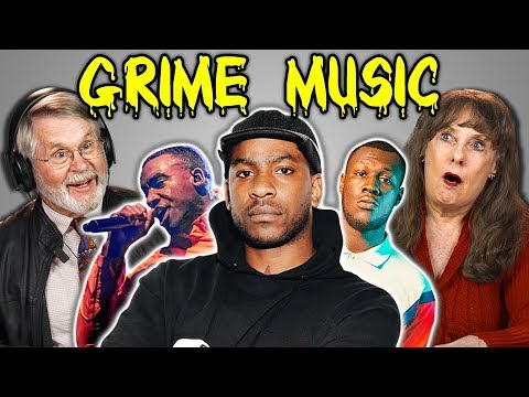 ELDERS REACT TO GRIME MUSIC (Stormzy, Skepta, Bugzy Malone) Mp3