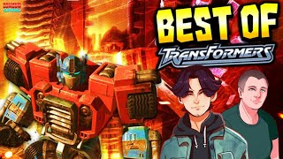 BEST OF Transformers Armada PS2 (Funniest Moments 2018) - Comodin Gaming