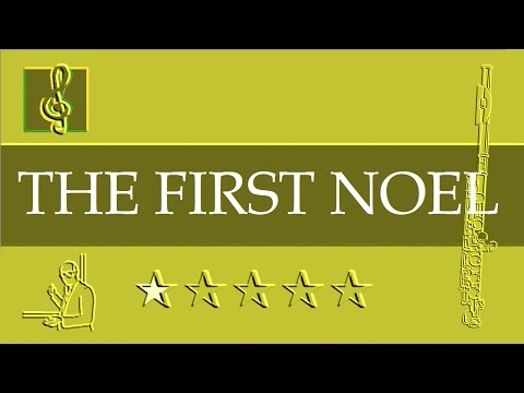 Flute Notes Tutorial - Christmas Song - The First Noel (Sheet music)