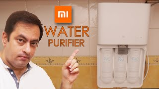 Mi Smart Water Purifier (RO + UV) the best water purifier to buy in India for Rs. 11,999