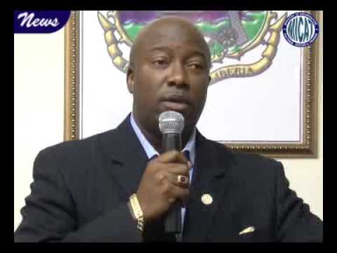 Liberia Petroleum Refining Company LPRC boss briefs media, promises progressive acceleration in 2015