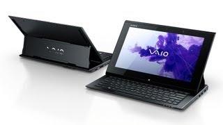 Sony Vaio Duo 11 - Hybrid Tablet, Ultrabook, Laptop - Windows 8 + Stylus Pen - recenzja, test