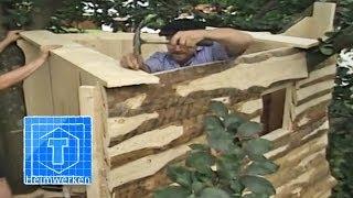 Baumhaus selber bauen   ToolTown Heim & Garten