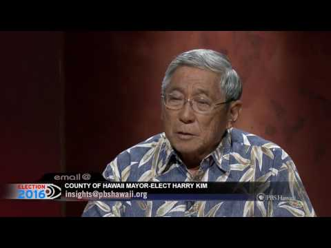 INSIGHTS ON PBS HAWAII: Hawaii Island Mayor / State House District 44